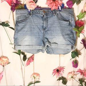 Lauren Conrad Jean Shorts Size 14